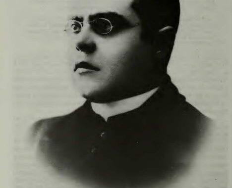MIGUEL DOMINGO FUERTES LOREN: BENEMERITUS FLORAE DOMINGENSIS (1871-1926)